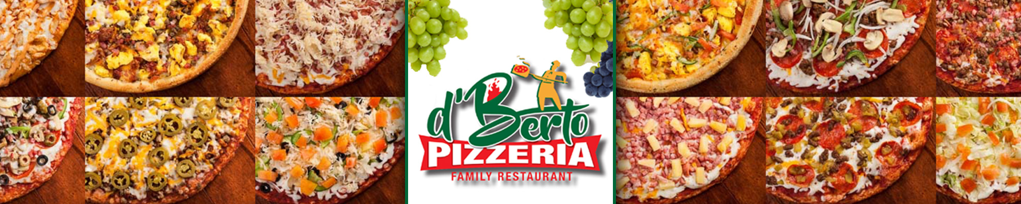 Welcome to d'Berto�s